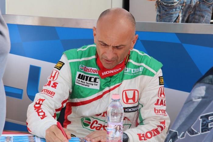 És a másik: Gabriele Tarquini