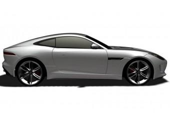 Készül a Jaguar kis sportkupéja