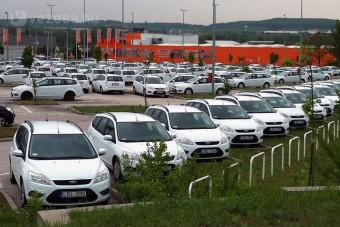 Szuper magyar rendőrautók eladók?
