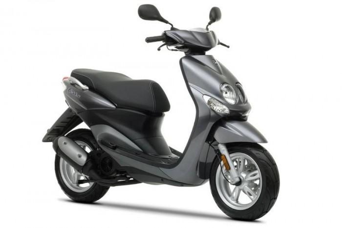 Yamaha Neo's 50, benzinbefecskendezéssel, minimális fogyasztással, gyárilag fojtva rém gyenge motorral, újan bőven félmillió felett