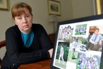 A Facebookról tudták meg, hogy halálra gázolták fiukat