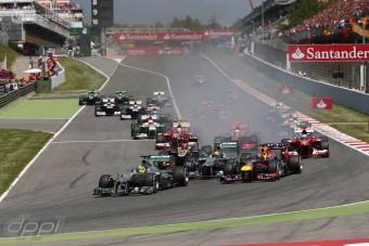 F1: A pilóták nem rajonganak a büntetőpontokért