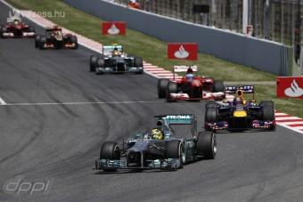 F1: Monacóban szépíthet a Mercedes?
