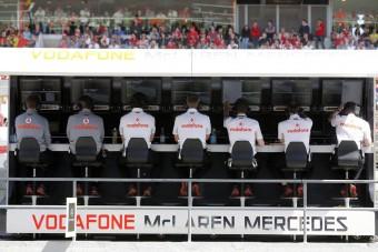 F1: A McLarennél nincs pilótasorrend
