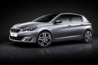 Új Peugeot 308: kisebb, de nagystílűbb