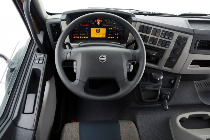 A teherautók 5 és 8 literes motorokkal rendelhetőek