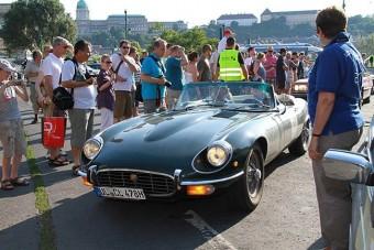 Veterán autóritkaságok Budapesten