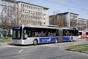 A világon egyedülálló hibrid buszflotta Kecskeméten
