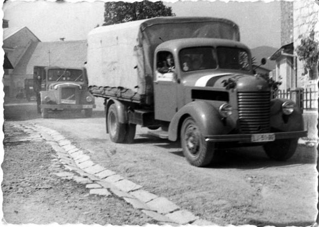 TAM Pionir, melyhez a Prága gyártó adta a lincencet