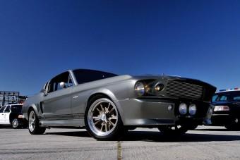 220 milliót hozott a Tolvajtempó Mustangja
