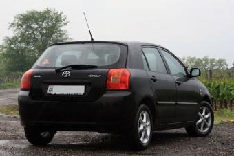 Használt autó: Toyota Corolla 2002-2007
