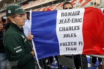 F1: Monacóban villantana a francia ifjonc