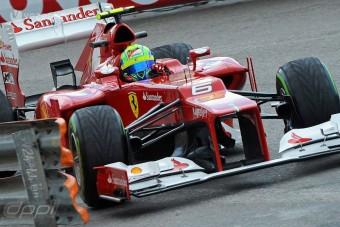 F1: Monacóban érinteni kell a falat!