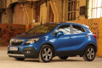 Opel Mokka - Feltör az Opel?