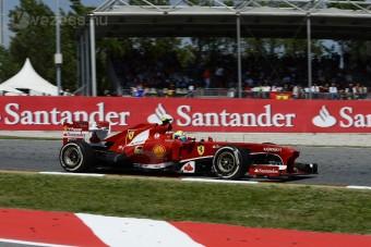 F1: Ferrari-himnuszt íratott a szponzor
