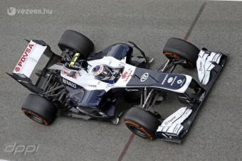 F1: Hivatalos, Mercedesre vált a Williams
