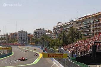 F1: Valencia kiakadt Barcelonára