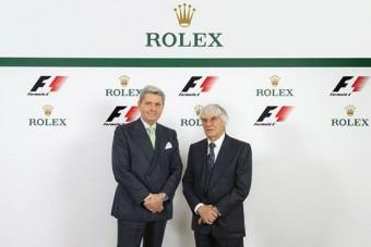 Most imádják a szponzorok az F1-et