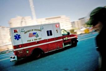 Elromlott a mentő, meghalt a beteg