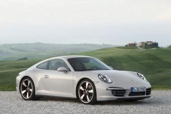 Szülinapi különszám a Porsche 911-ből