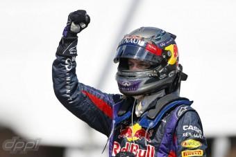 F1: Vettel szerződést hosszabbított