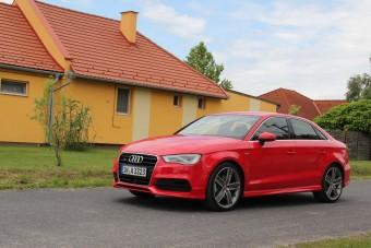 Orbán Viktor bemutatja: új Audi A3 szedán
