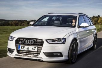 Marconább, erősebb Audi A4