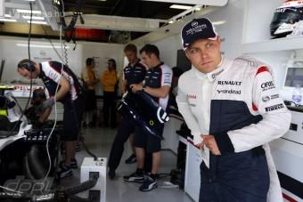 F1: Bottas megdolgozik a folytatásért