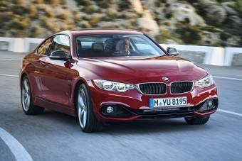 Megjött a BMW 4 Coupé