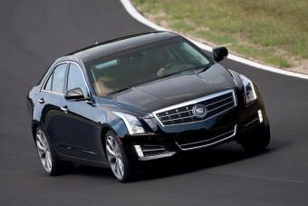 Cadillac ATS - Amerika BMW-je?