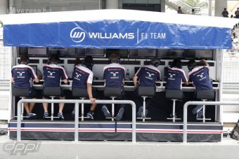 F1: 7 milliárdot bukik a Williams