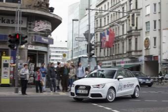 Az Audi jövője: villany és földgáz