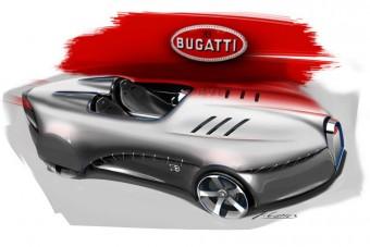 Ilyen lehetne a következő Bugatti
