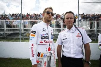 F1: Nem lesznek kirúgások a McLarennél