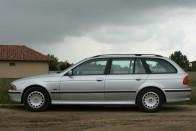 Pénztemető használtan a V8-as BMW? 1