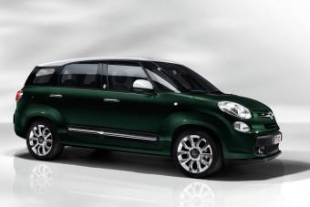 Hétszemélyes Fiat 500