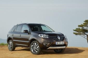 Renault Koleos: A felszínen frissült