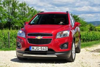 Trax  lesz minden tizedik Chevrolet?
