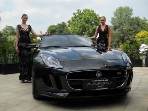 Itthon a Porsche-gyilkos Jaguar