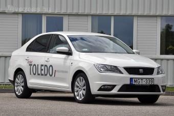 Óriás a kispályán: SEAT Toledo