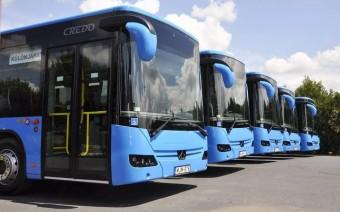 Pécs új buszokhoz kaphat hitelt