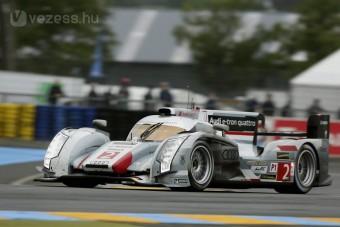 Le Mans: Az Audi verhetetlen volt