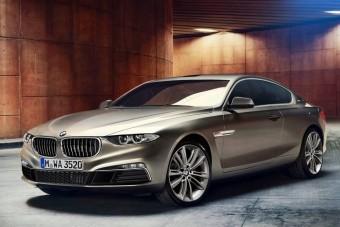 Ilyen lehet a BMW szuperkupéja