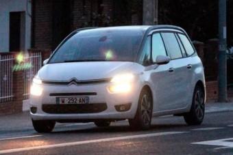 Készül a hétszemélyes Citroën egyterű