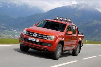 Az év terepjárója a VW Amarok