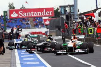 F1: Kizárt a bojkott