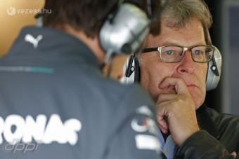 F1: Visszatérhet a Mercedes-veterán?