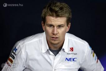 F1: Hülkenberg lehet a Räikkönen-pótló?