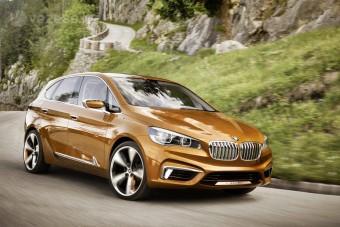 Egyre közelebb a BMW egyterűje
