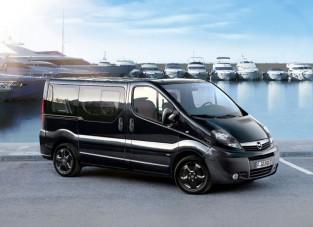 Menő kisteherautó lesz a Vivaro